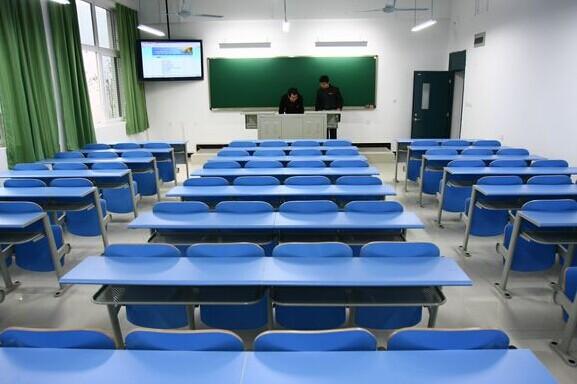 山东青岛,潍坊加大多媒体讲台配置 完成教育信息化建设