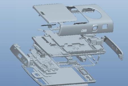 机械设备外观设计产品结构设计公司--湖南晶炬钣金科技有限公司